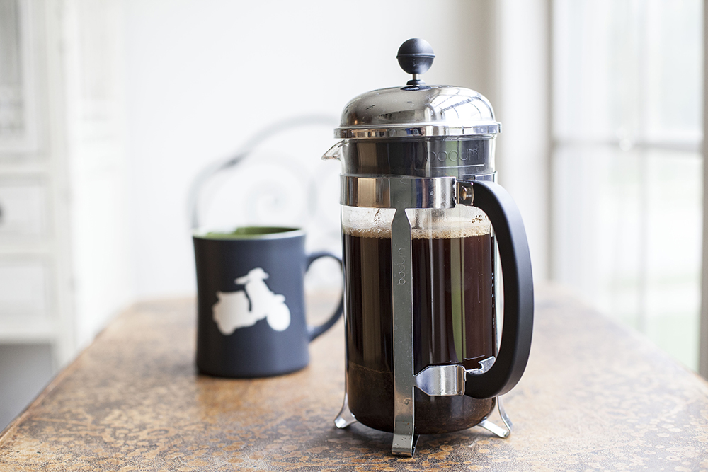 Coffee Makers French Press Instructions : Perfect French Press Coffee