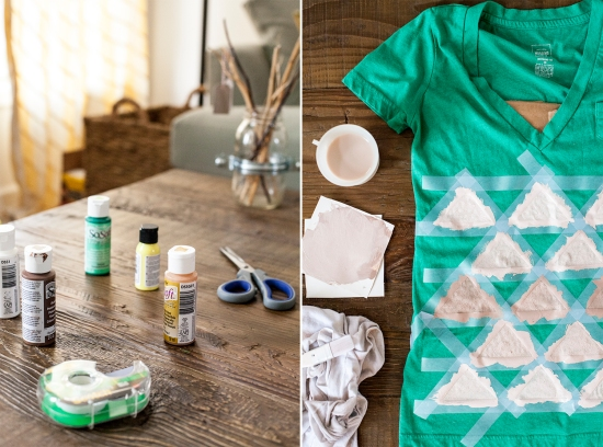 DIY Tee Design - Offbeat & Inspired